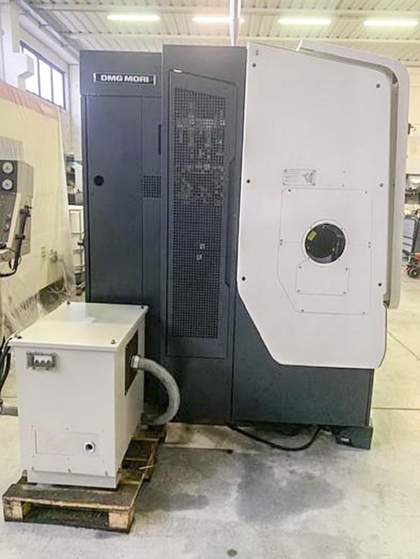 Токарно фрезерный станок с ЧПУ DMG MORI NLX 2500 SY / 700 фото на Industry-Pilot