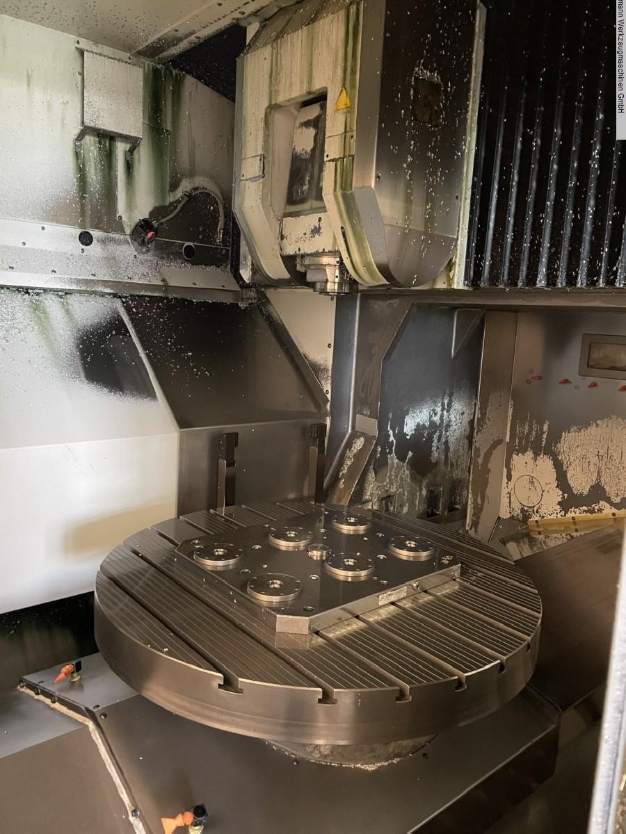 Обрабатывающий центр - универсальный DECKEL-MAHO DMC 105V linear фото на Industry-Pilot