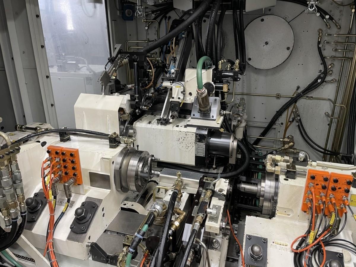 Круглошлифовальный станок JUNKER JUMAT 5002-10 фото на Industry-Pilot