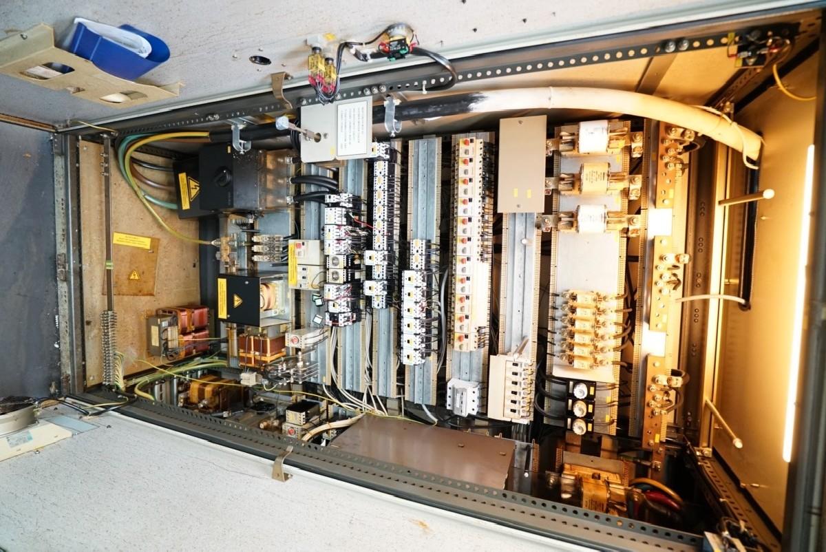 Карусельно-токарный станок одностоечный SCHIESS Vertimaster 12 DS 125 фото на Industry-Pilot