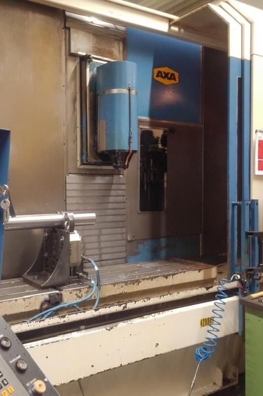 Обрабатывающий центр - вертикальный AXA VHC 2 ME фото на Industry-Pilot