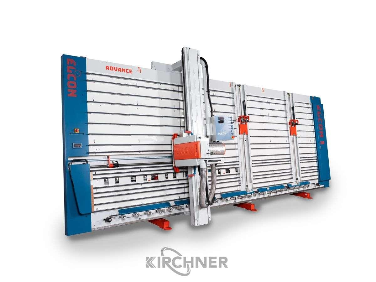 Вертикальный станок для раскроя плитных материалов Plattensäge Elcon Advance 215 фото на Industry-Pilot