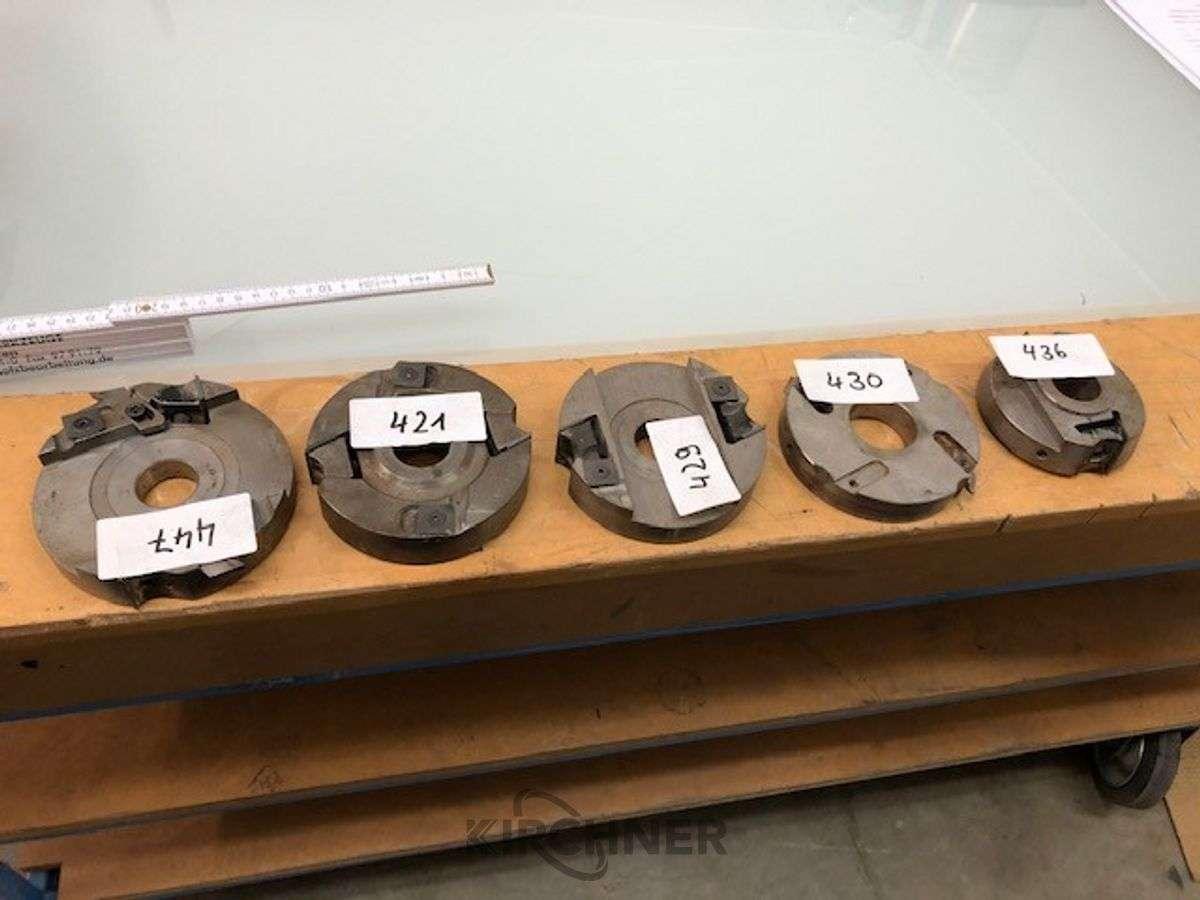Fräswerkzeuge, Falzkopf, Nutfräser Gold фото на Industry-Pilot