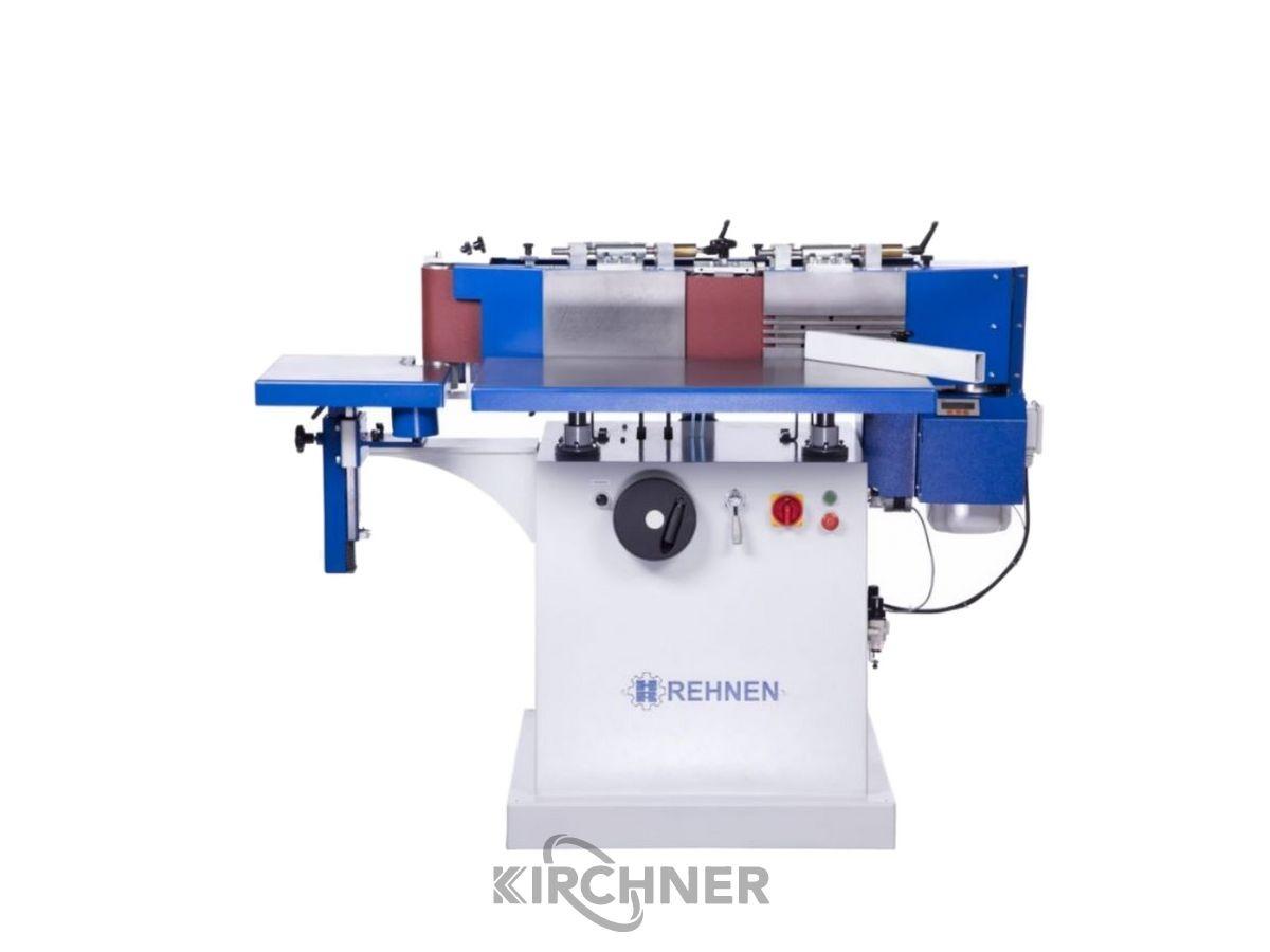 Кромкошлифовальный станок Kantenschleifmaschine Rehnen RS-2010 фото на Industry-Pilot