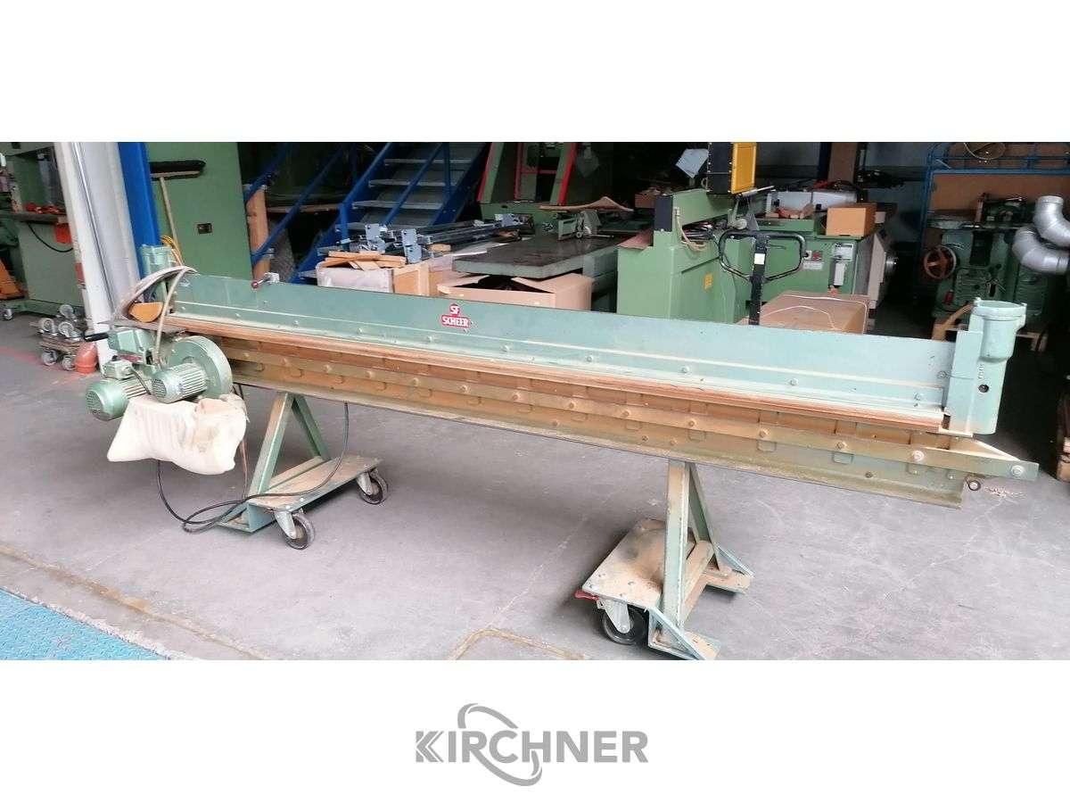Пильный станок для шпона Furniersäge Scheer SF FM5-3100 SF FM 5-3100 фото на Industry-Pilot