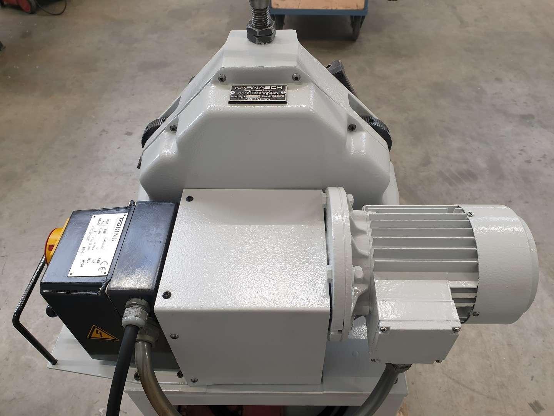 3-вальц. листогибочная машина Tauring Beta 35 Ringbiegemaschine  фото на Industry-Pilot