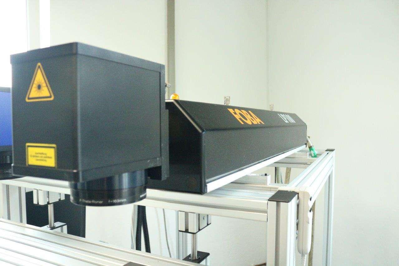 FOBA Lasersystem LP 100 фото на Industry-Pilot