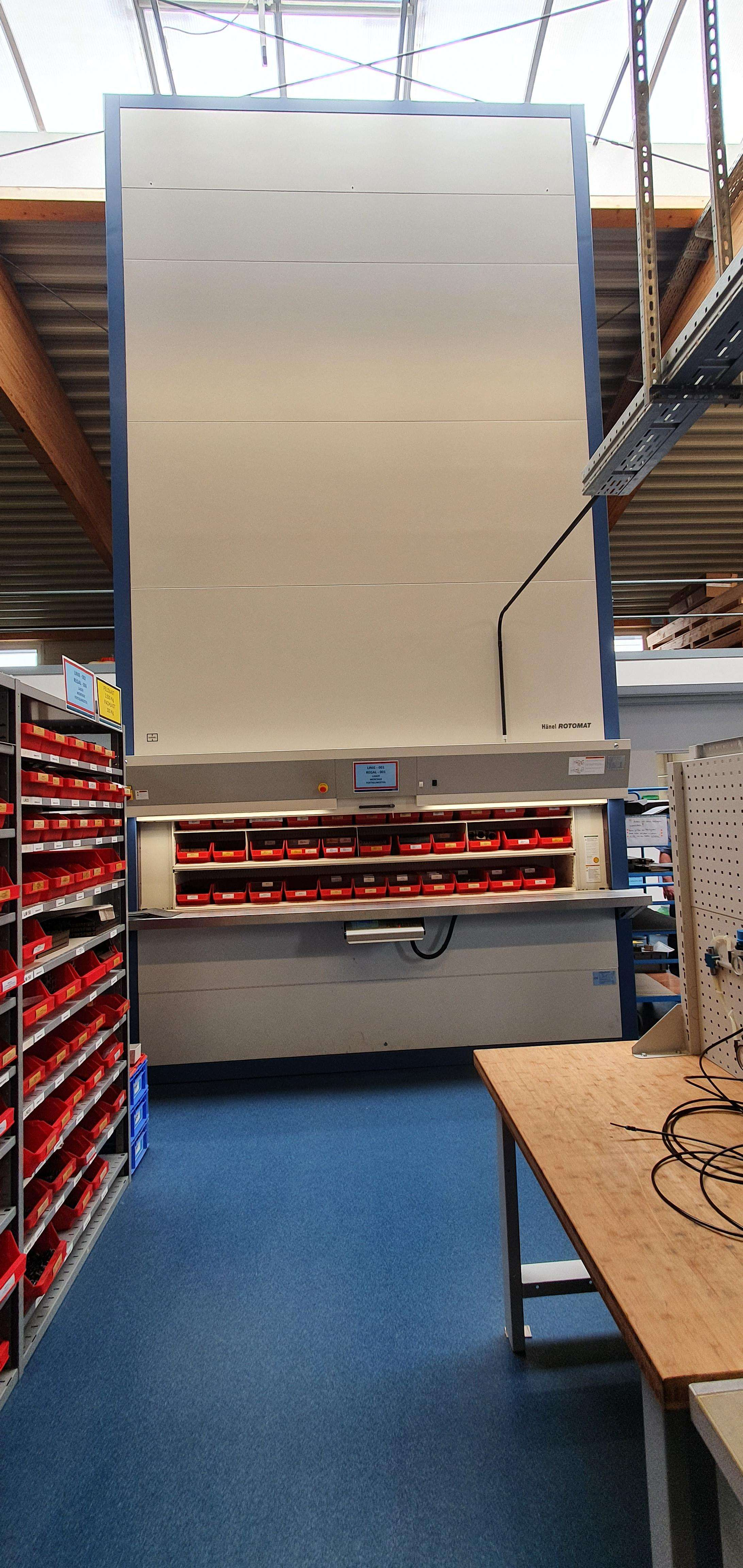 Haenel Rotomat 980 фото на Industry-Pilot