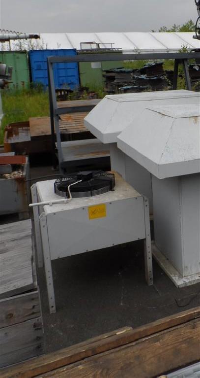 Установка для обратного охлаждения воды Güntner GFH 04 фото на Industry-Pilot