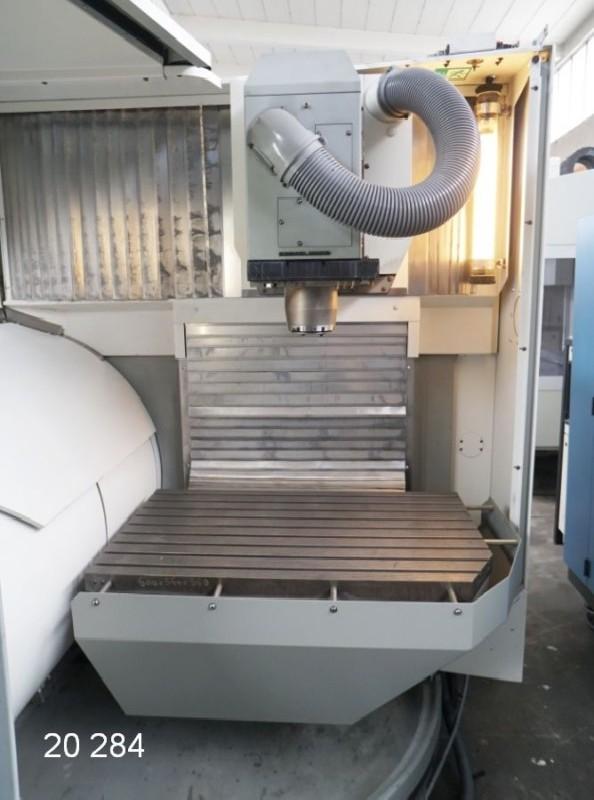 Обрабатывающий центр - универсальный DMG DMU 60 T Monoblock - iTNC 530 фото на Industry-Pilot