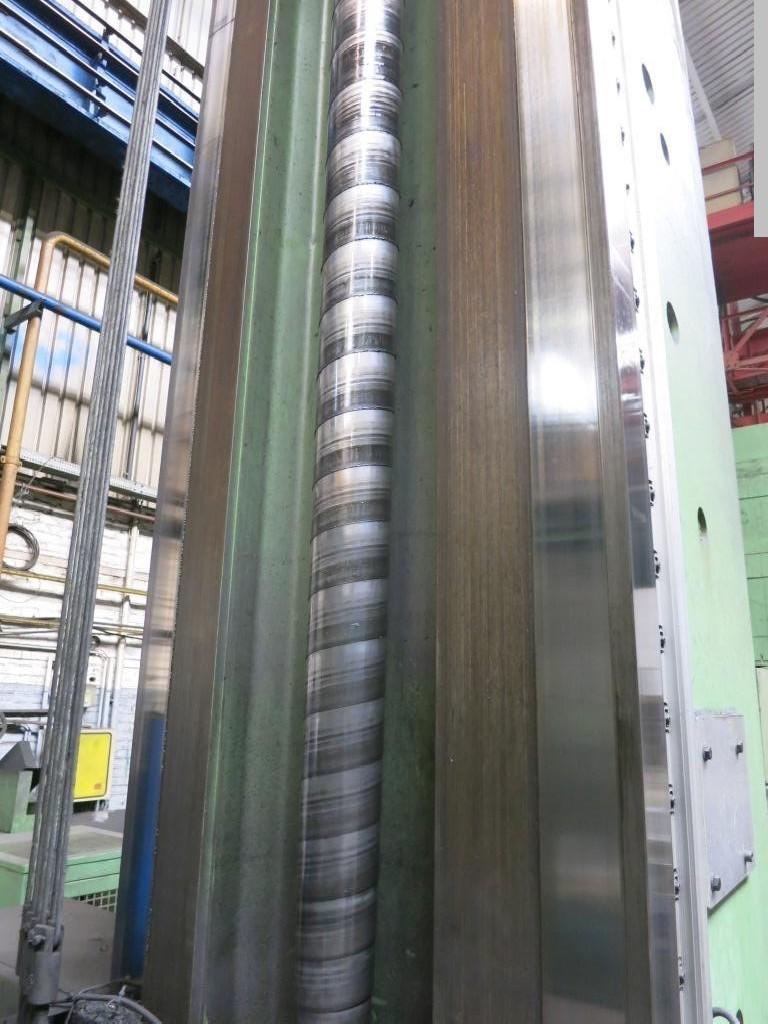 Горизонтально-расточной станок TOS WHN 13.8 426 фото на Industry-Pilot