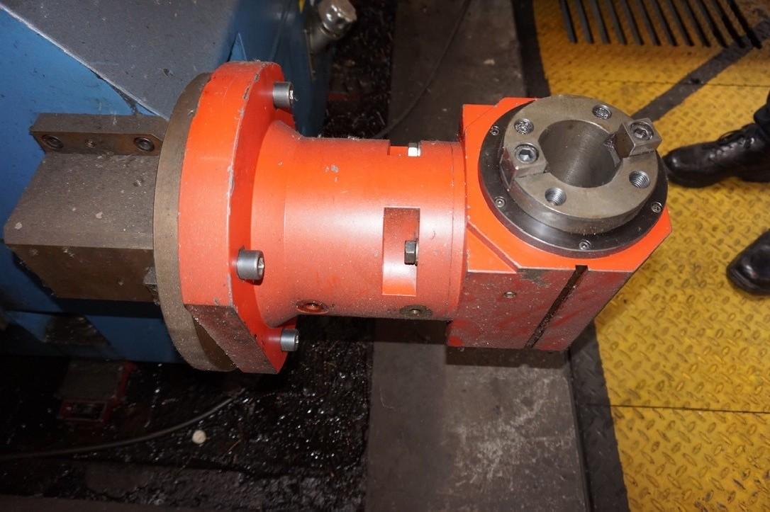 Тяжёлый токарный станок SAFOP LEONARD 70/2500 CNC фото на Industry-Pilot
