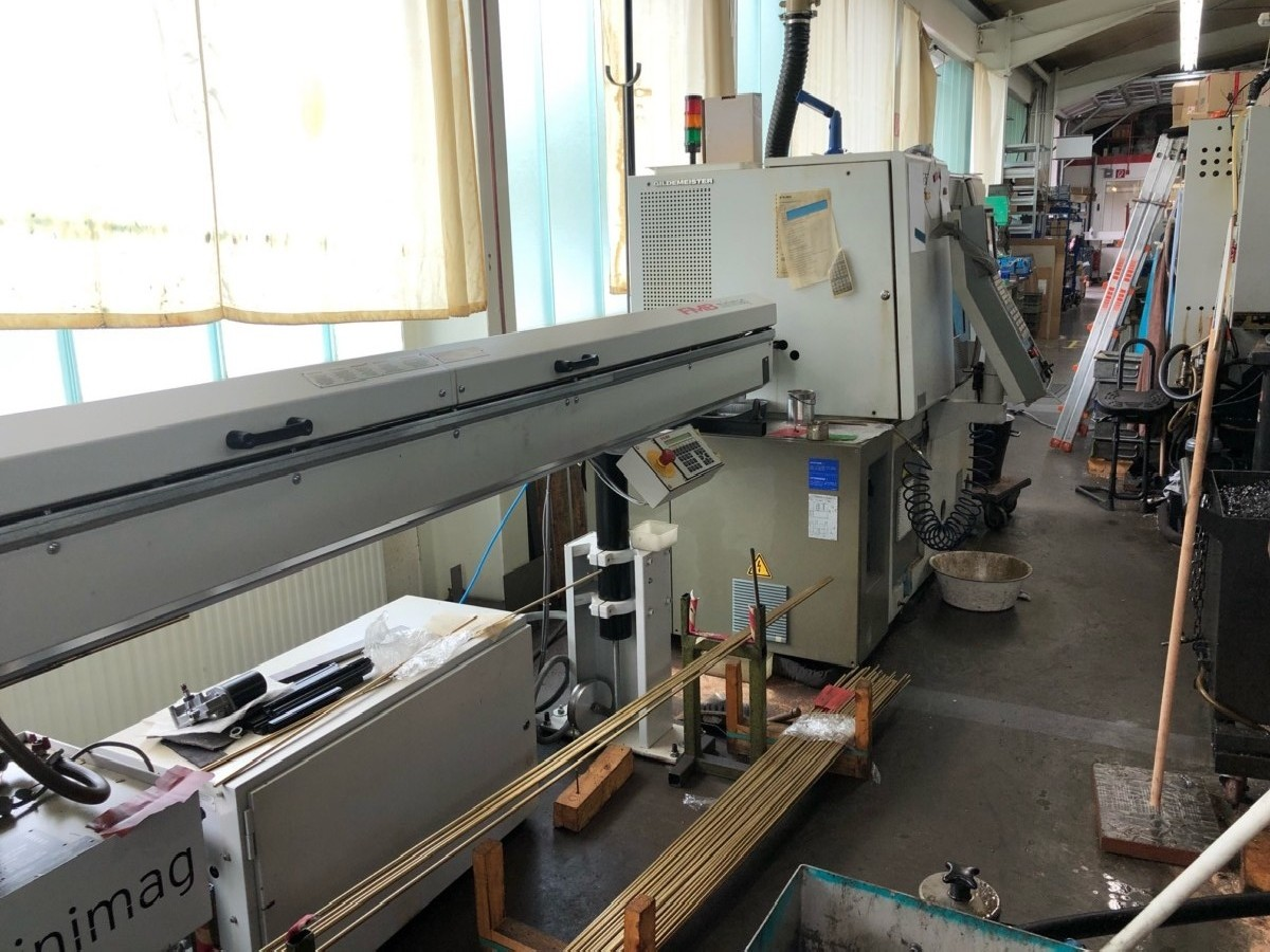 Прутковый токарный автомат продольного точения Gildemeister Speed 12/7 Linear фото на Industry-Pilot