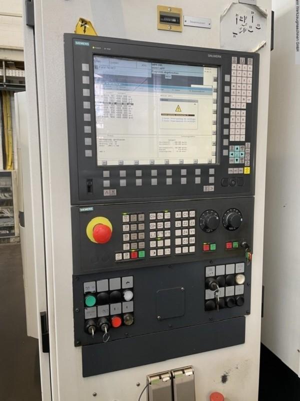 Зубодолбёжный станок LORENZ LFS 380 фото на Industry-Pilot