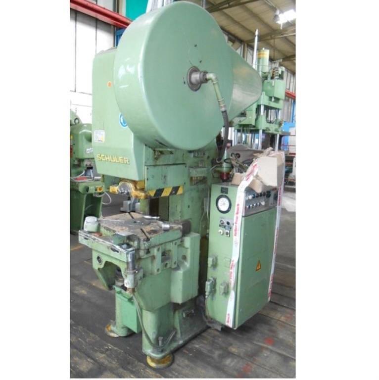 Эксцентриковый пресс - одностоечный SCHULER PDV 25/200 (UVV) фото на Industry-Pilot