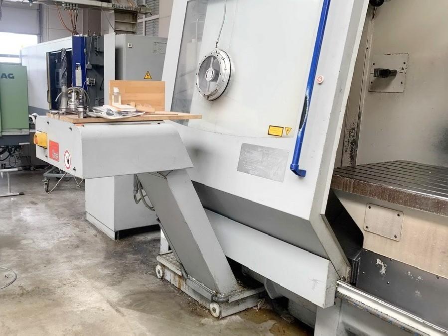 Обрабатывающий центр - вертикальный MIKRON VCP 1350 CNC фото на Industry-Pilot