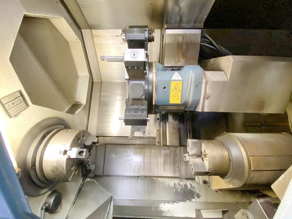 Токарно фрезерный станок с ЧПУ SPINNER TC 600-65 SMCY Gegenspindel фото на Industry-Pilot