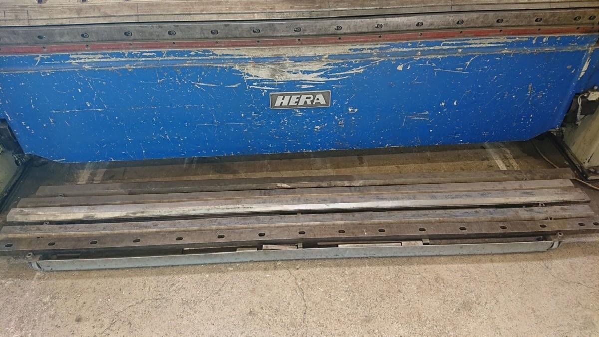 Листогиб с поворотной балкой HERA UM IV фото на Industry-Pilot