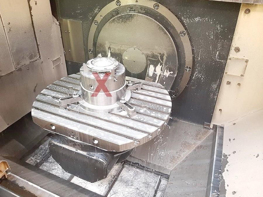 Обрабатывающий центр - универсальный DECKEL MAHO DMU 70 фото на Industry-Pilot