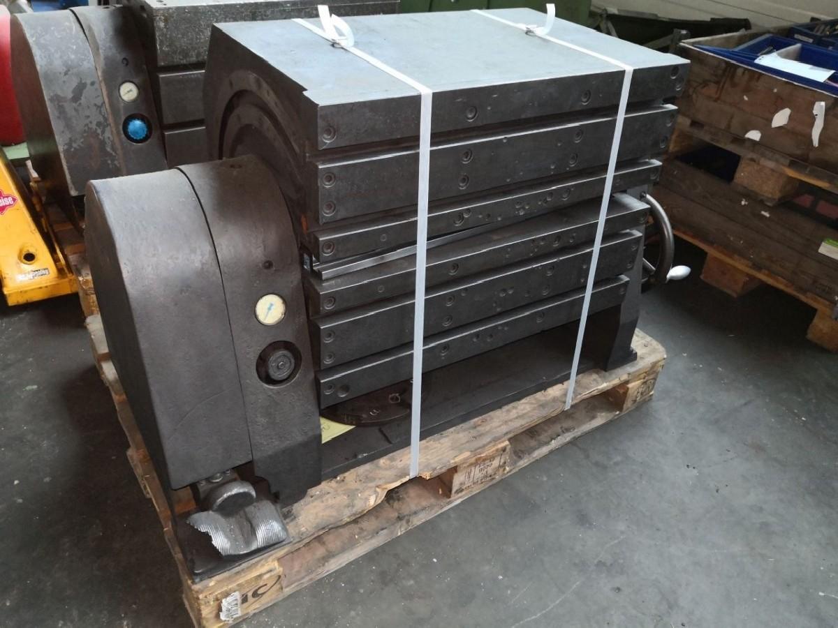 Куб для закрепления заготовки Flender 720x500 фото на Industry-Pilot