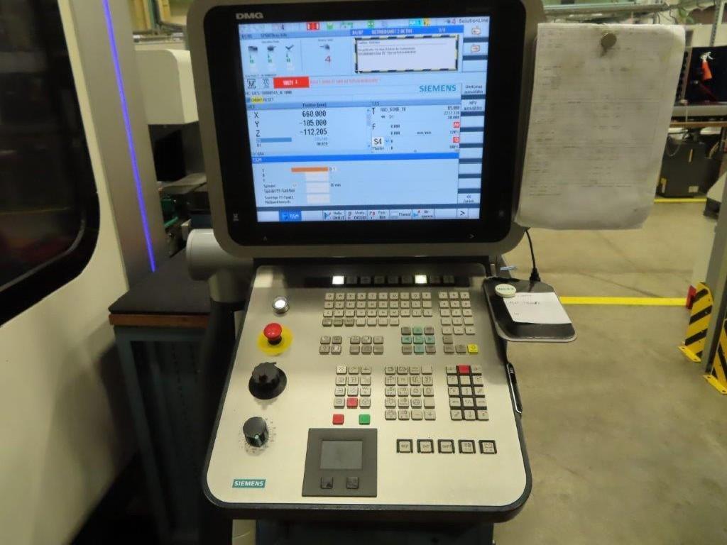 Токарно фрезерный станок с ЧПУ DMG - Gildemester NTX1000 фото на Industry-Pilot