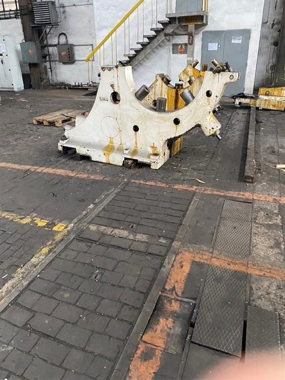 Тяжёлый токарный станок SKODA S2500 x 27.000 CNC фото на Industry-Pilot