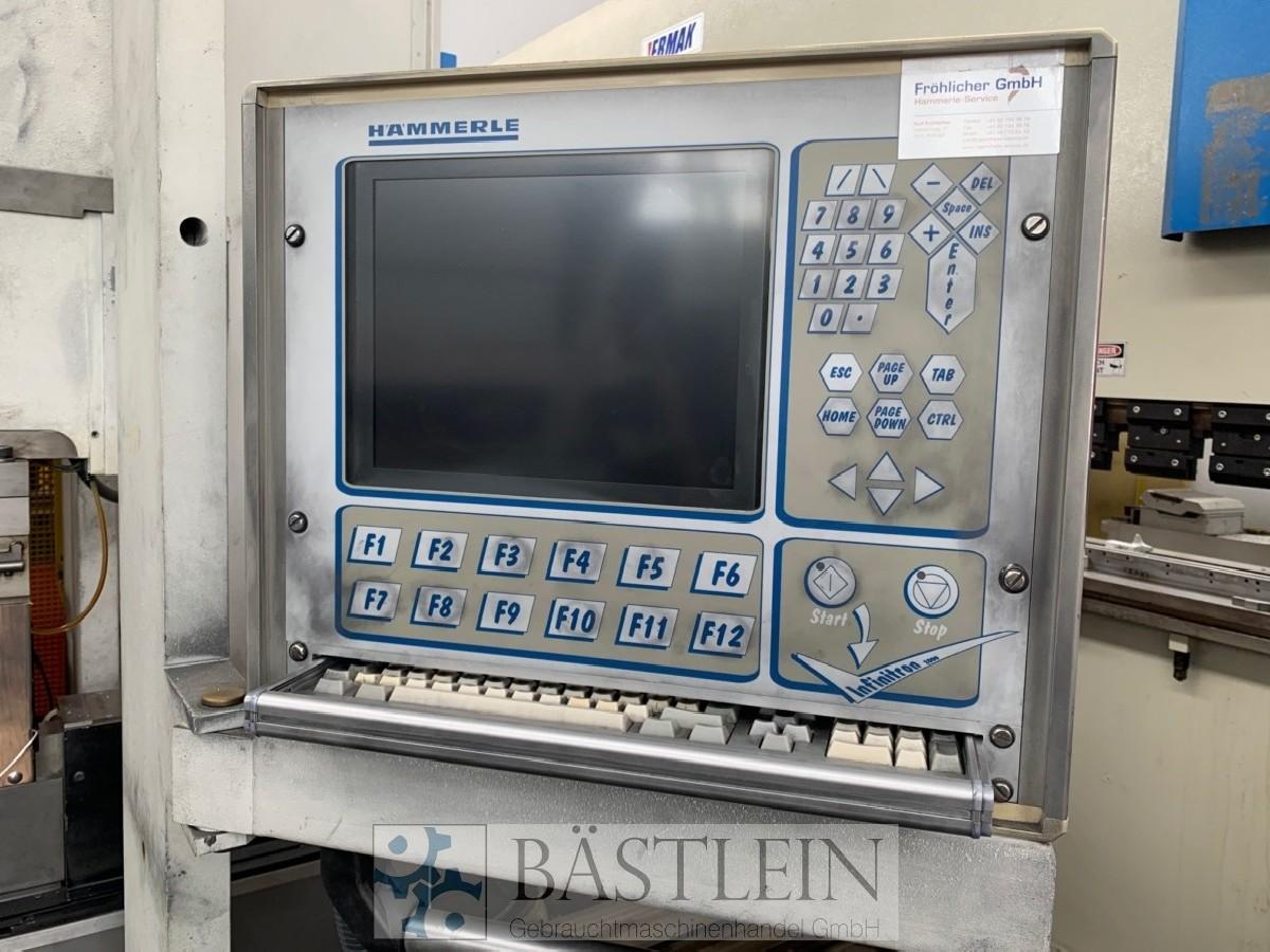 Листогибочный пресс - гидравлический HÄMMERLE BM 100-3100 фото на Industry-Pilot