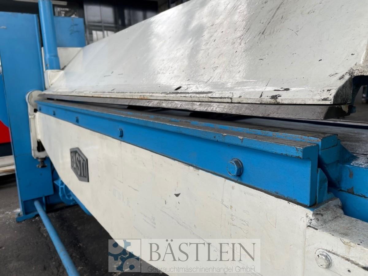 Листогиб с поворотной балкой FASTI 2095-20-2 фото на Industry-Pilot