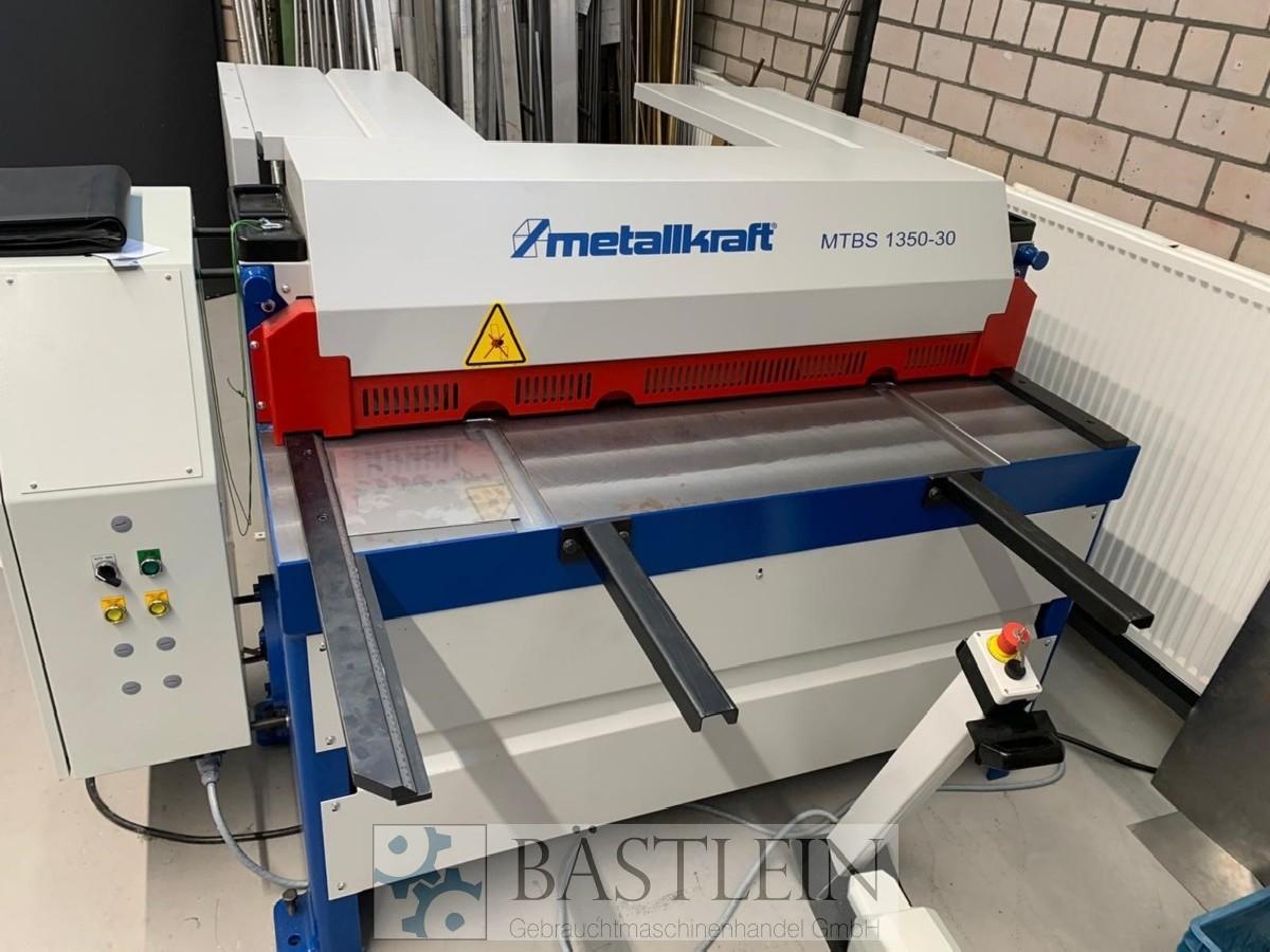 Гильотина механическая METALLKRAFT MTBS 1350-30 фото на Industry-Pilot