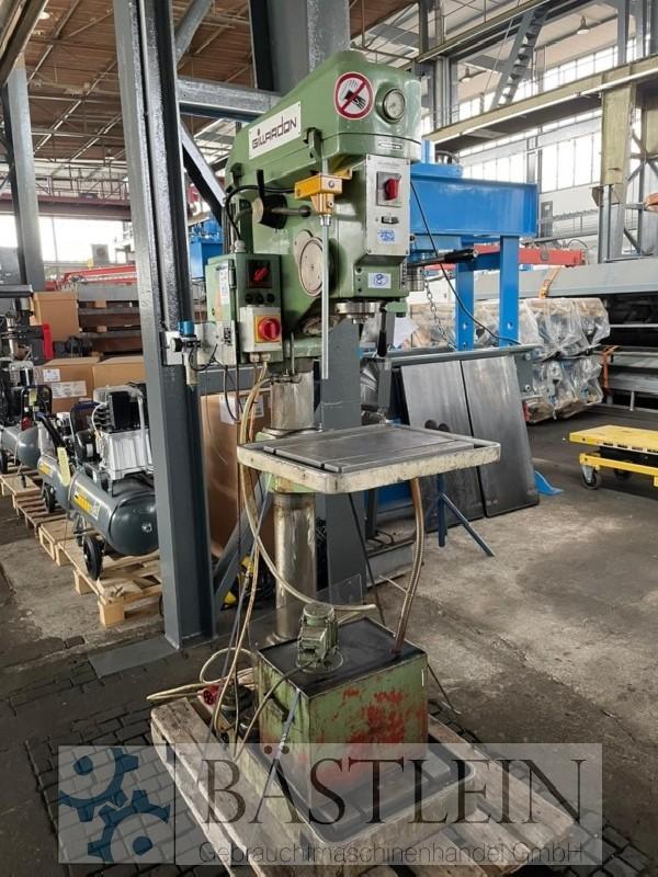 Сверлильный станок со стойками GILLARDON GB 30 VE MK 3 фото на Industry-Pilot