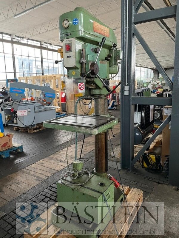 Сверлильный станок со стойками GILLARDON GB 30 VE фото на Industry-Pilot