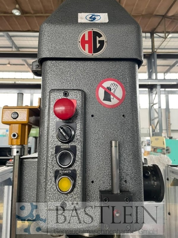 Резьбонарезной станок HAGEN & GOEBEL HG 16 E фото на Industry-Pilot