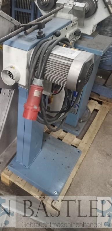Ленточно-шлифовальный станок BERNARDO BS100x1220S-2 фото на Industry-Pilot