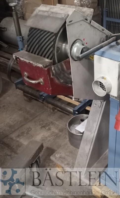Ленточно-шлифовальный станок GRIT GR 752 H фото на Industry-Pilot