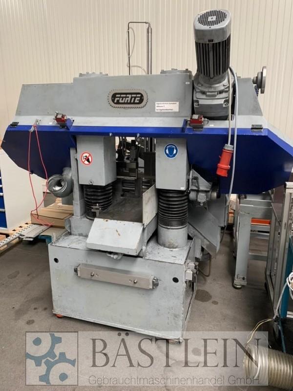 Ленточнопильный станок по металлу - Автом. FORTE SBA 361 S фото на Industry-Pilot