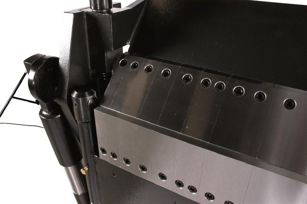 Листогиб с поворотной балкой HUVEMA HU 20 DS фото на Industry-Pilot