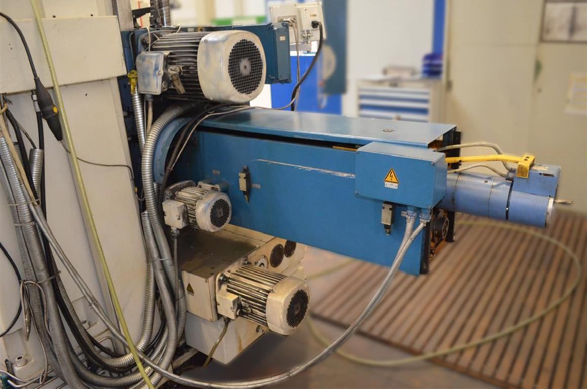 Горизонтально-расточной станок UNION BFT 90/3-1 фото на Industry-Pilot