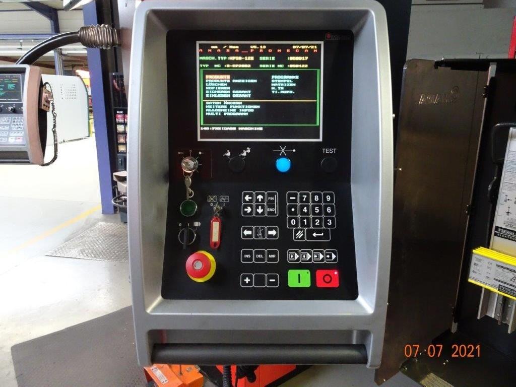 Листогибочный пресс - гидравлический AMADA HF 50-12 фото на Industry-Pilot