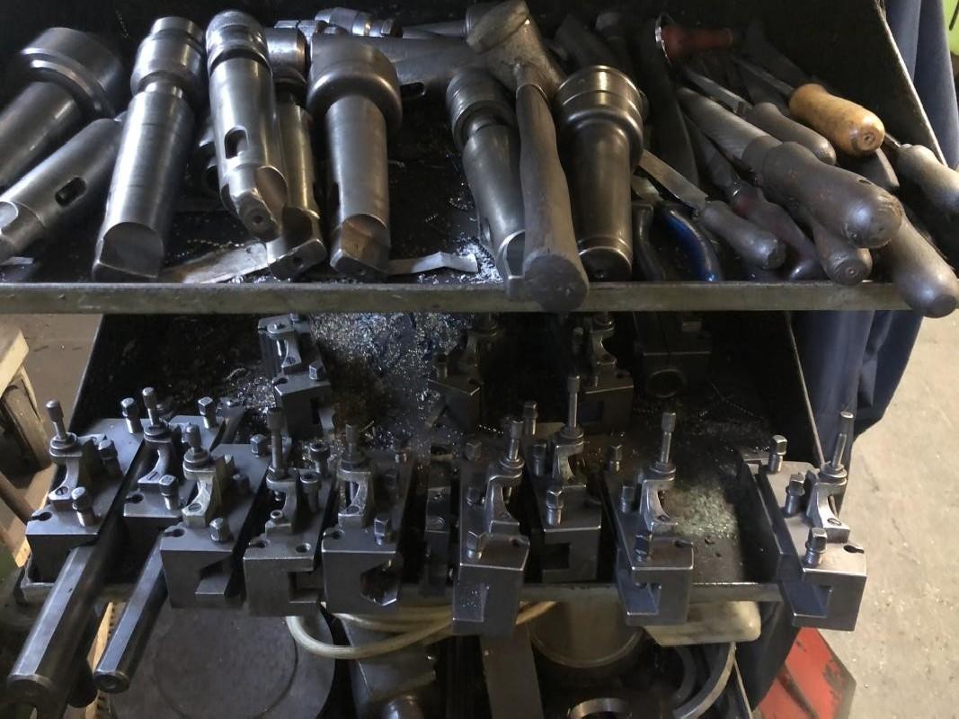 Токарно-винторезный станок BOEHRINGER 48S фото на Industry-Pilot