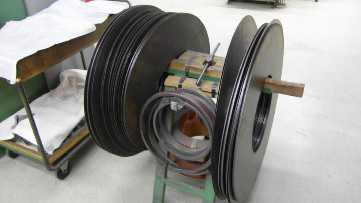 Линия продольной резки SCHMITZ C3-90/180/400 фото на Industry-Pilot