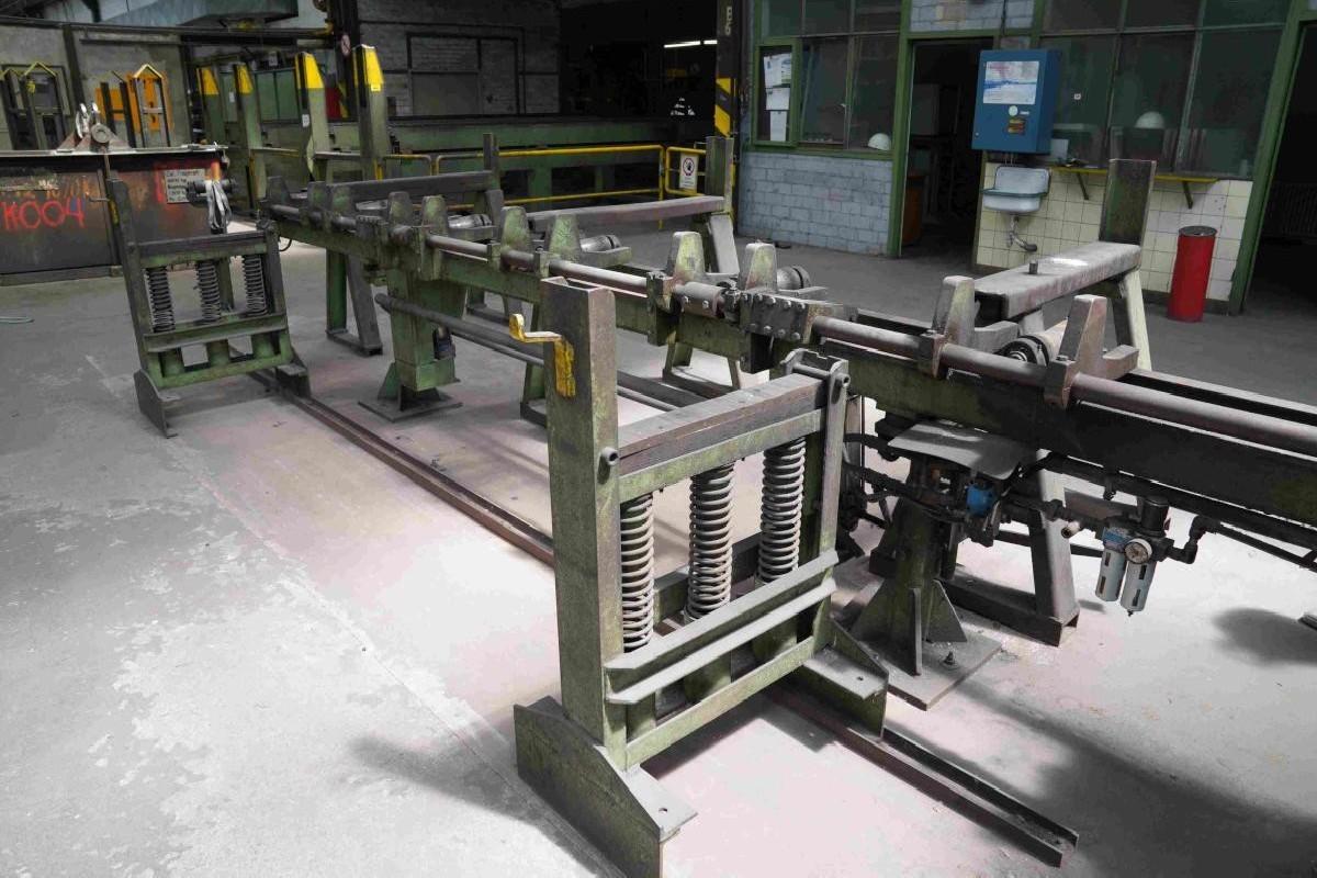 Станок для снятия фасок KROLLMANN FM-H-4 фото на Industry-Pilot
