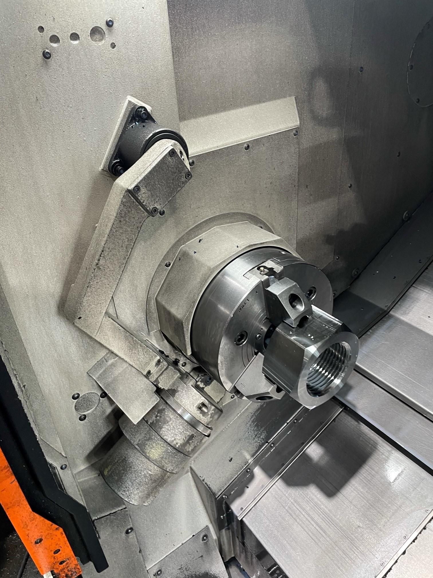 Токарный станок с ЧПУ MAZAK QUICK TURN 250 MY U1500 фото на Industry-Pilot