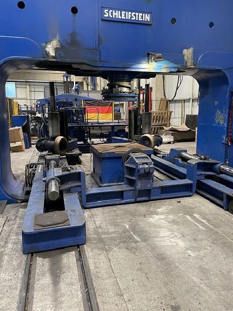 Пресс-штамп SCHLEIFSTEIN RHP 500/4,8 + VMB 4732 фото на Industry-Pilot