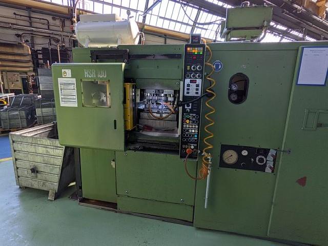 Пресс для чистовой вырубки SCHMID HSR100 фото на Industry-Pilot