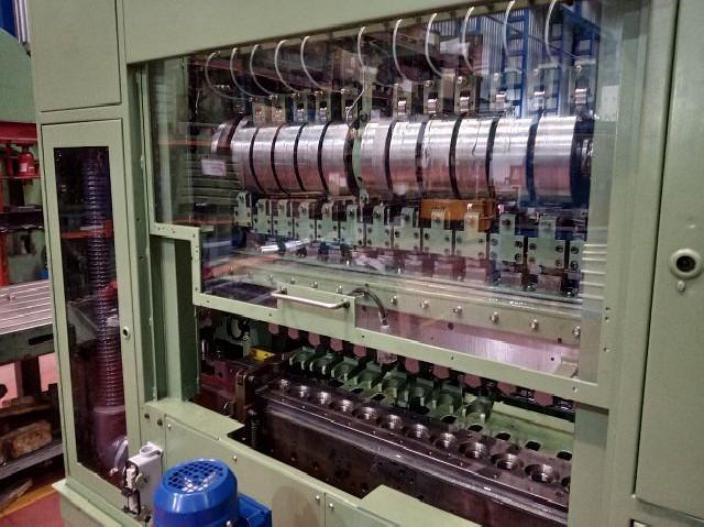 Пресс для литьевого прессования PLATARG 312 фото на Industry-Pilot