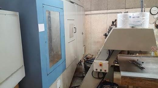 Обрабатывающий центр - вертикальный SIGMA MISSION 3 фото на Industry-Pilot