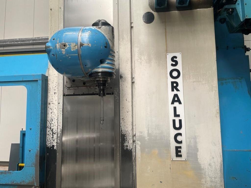 Фрезерный станок с подвижной стойкой SORALUCE SP-8000 фото на Industry-Pilot