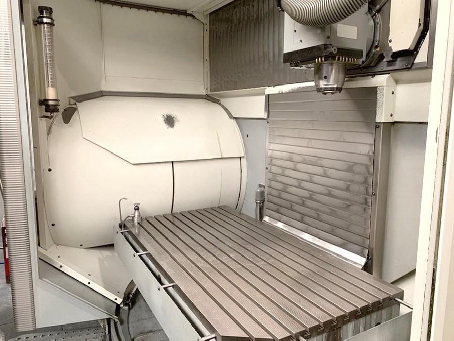 Обрабатывающий центр - универсальный DECKEL MAHO DMU 100 T фото на Industry-Pilot