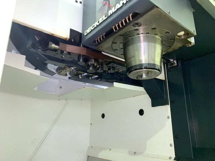 Обрабатывающий центр - вертикальный DMG DMC 1035 V ecoline TOP-Zustand фото на Industry-Pilot