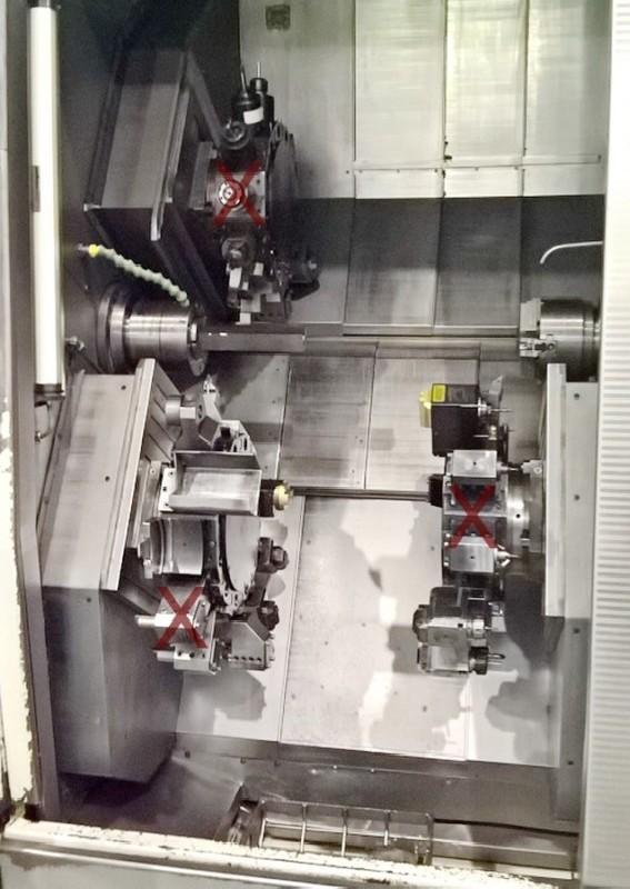 Токарно фрезерный станок с ЧПУ GILDEMEISTER Sprint 65-10 linear фото на Industry-Pilot